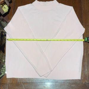 Vintage Size XXL sweater Light Pink Luxelon